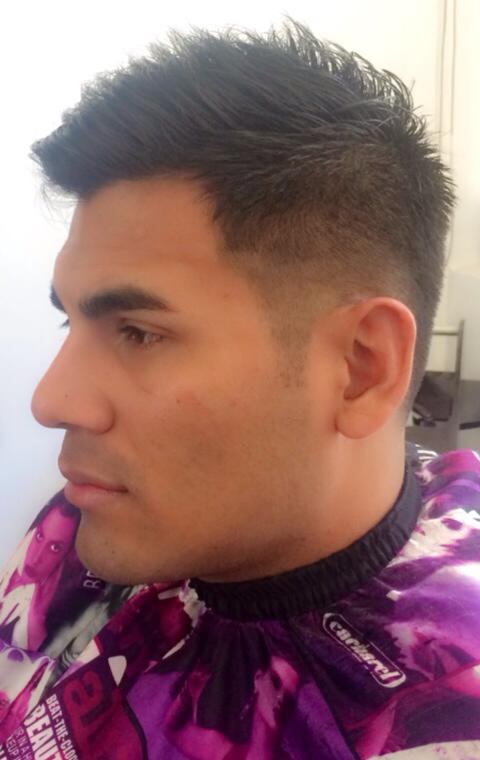 """SKIN FADE"""" BY STYLE DESIGNERS AQP 